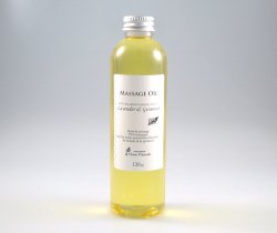 Photo1: Rose  -Rejuvenating-  Massage Oil