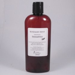 Photo1: Rosemary Mint Shampoo -Fortifying- 240ml
