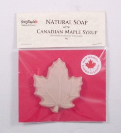 Photo1: Oh!Maple Natural Soap