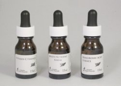 Photo1: Anti-Aging Serum Trio