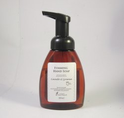 Photo1: Orange & Bergamot -Uplifting-  Foaming Hand Soap